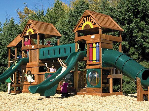 Vaiku žaidimo kompleksas, daugiabučių vaikų žaidimo aikštelės, žaidimo aikštelės verslui
